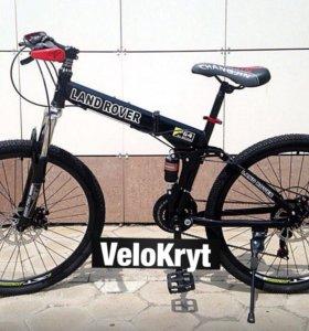 Горный велосипед складной