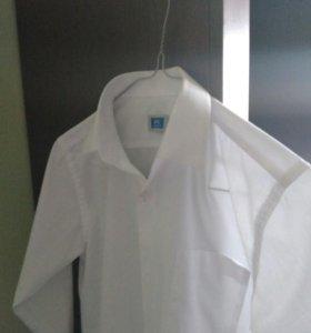 Сорочка для мальчика белая