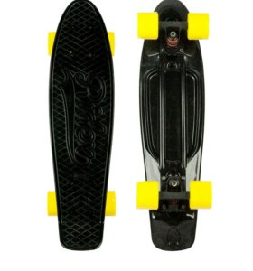 Круизер Fighter, 22''x6'', Abec-7 Carbon