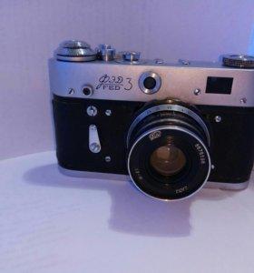 Фотоаппарат ФЭД - 3