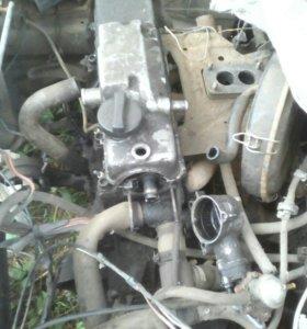 Двигатель и коробка в сборе ваз 2108-09