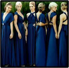 Платья подружкам невесты, платья трансформеры