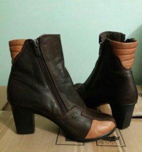 Ботиночки (натуральная кожа)