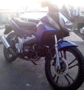 мотоцикл Jazz 127 кб.