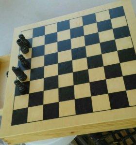 """Настольная игра """"Шахматы"""""""