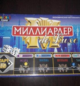 Настольная игра: Миллиардер de Luxe