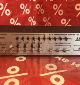 ampliton video audio tv