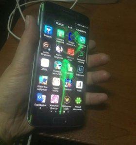 Телефон самсунг 6s edge