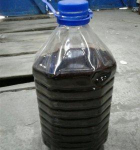 Отработанное масло 30 литров
