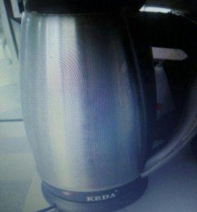 Чайник Keda 143 гарантия обмен