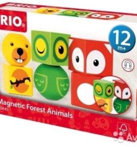 Brio 30445 лесные животные