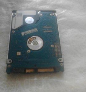 """500GB 2,5"""" HDD SATA Seagate для ноутбуков"""