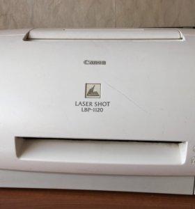 Принтер Canon Laser Shot LBP-1120