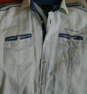 Рубашки стильные, качественные