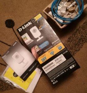 Продам IP камеру Dlink