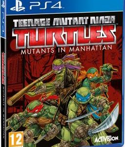 Продам Teenage Mutant Ninja Turtles PS4