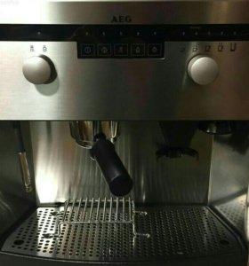"""Кофемашина, Встраиваемый кофейный автомат """"AEG"""""""