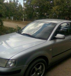 Volkswagen passat 1999г