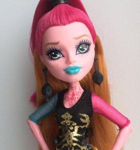 Monster High кукла Джиджи Грант