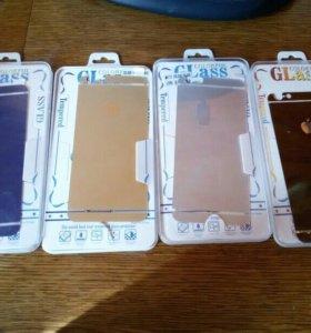 Защитное стекло iPhone 5/5s/6/6s