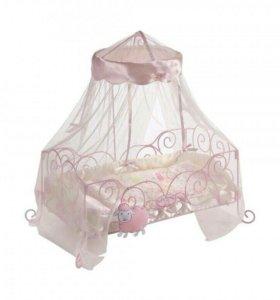 Кроватка для куклы Baby Anabel