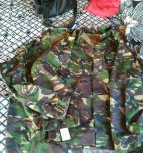 Военные рубашки