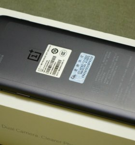 Новый One Plus 5 64 Gb Slate Gray