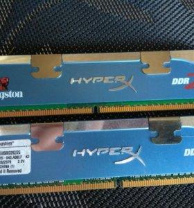DDR2 2x2 Gb