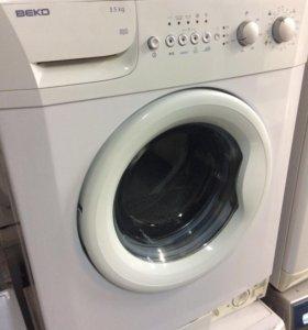 Стиральная машинка Беко 3.5кг