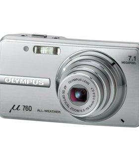 Фотоаппарат Olympus µ 760