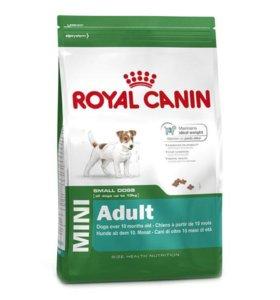 Royal Canin Mini Adult 800гр., 2, 4 и 8 кг.