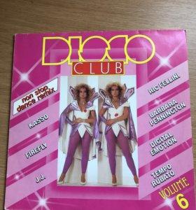 Various – Disco Club Volume 6