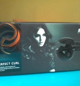 Babyliss pro perfect curl