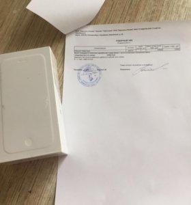 iPhone 6 новый запечатанный