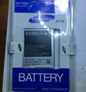 Батарейка на Samsung s2 i9100 i9105
