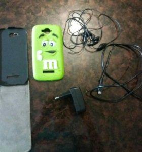 Телефон alcatel one touch pop C7