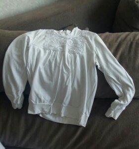 Блузка, рубашка, водолазка, школьная форма