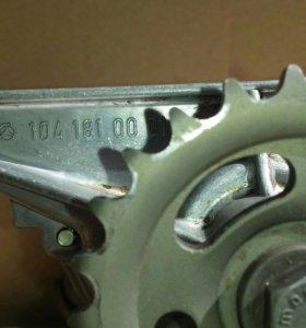 Масляный насос от двигателя Ssang Yong Rexton 3,2