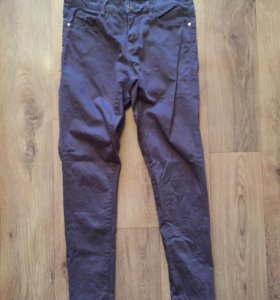 джинсы cropp