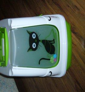 Кошачий лоток (Туалет для котов)