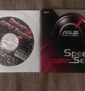 Видеокарта ASUS GeForce GT 630 [GT630-DCSL-2GD3]