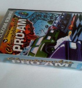 "Картридж Sega ""Championship PRO - AM"""