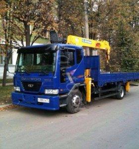 Аренда и Услуги Манипулятора в Климовске-Подольске