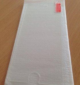 Стекло защитное на iPhone 6