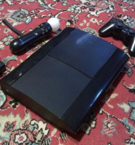 Игровая приставка PlayStation 3 slim 500 Гб