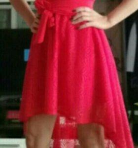 Продам платье.одевала один раз