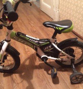 Велосипед Stels 12 радиус