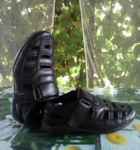 Туфли для любимого сыночка.