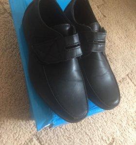 Туфли для мальчика 29