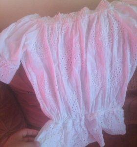 Блузы 2- по